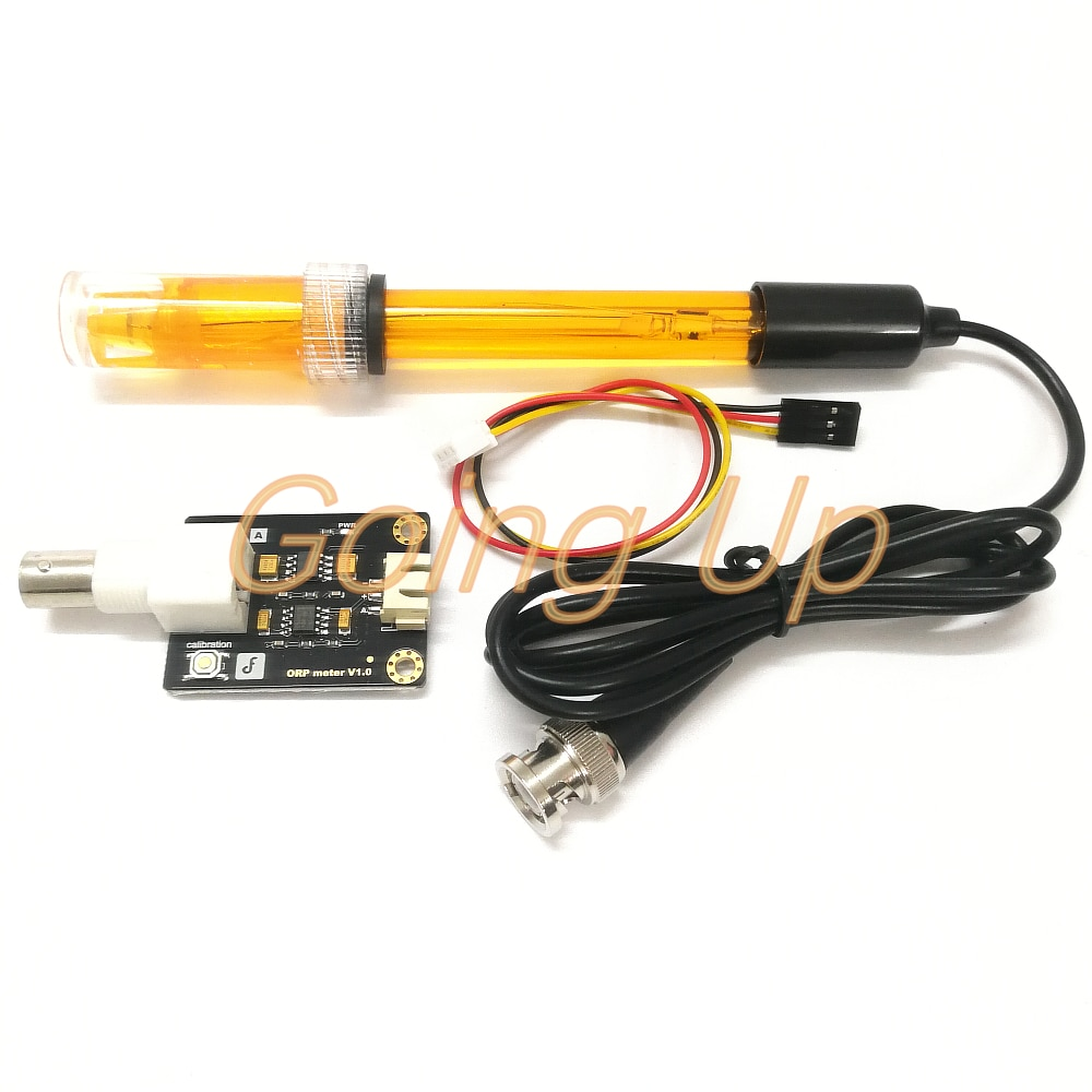 مقياس الجاذبية التناظري ORP ، مقياس الجهد ، كاشف جودة المياه ، سلسلة SEN0165