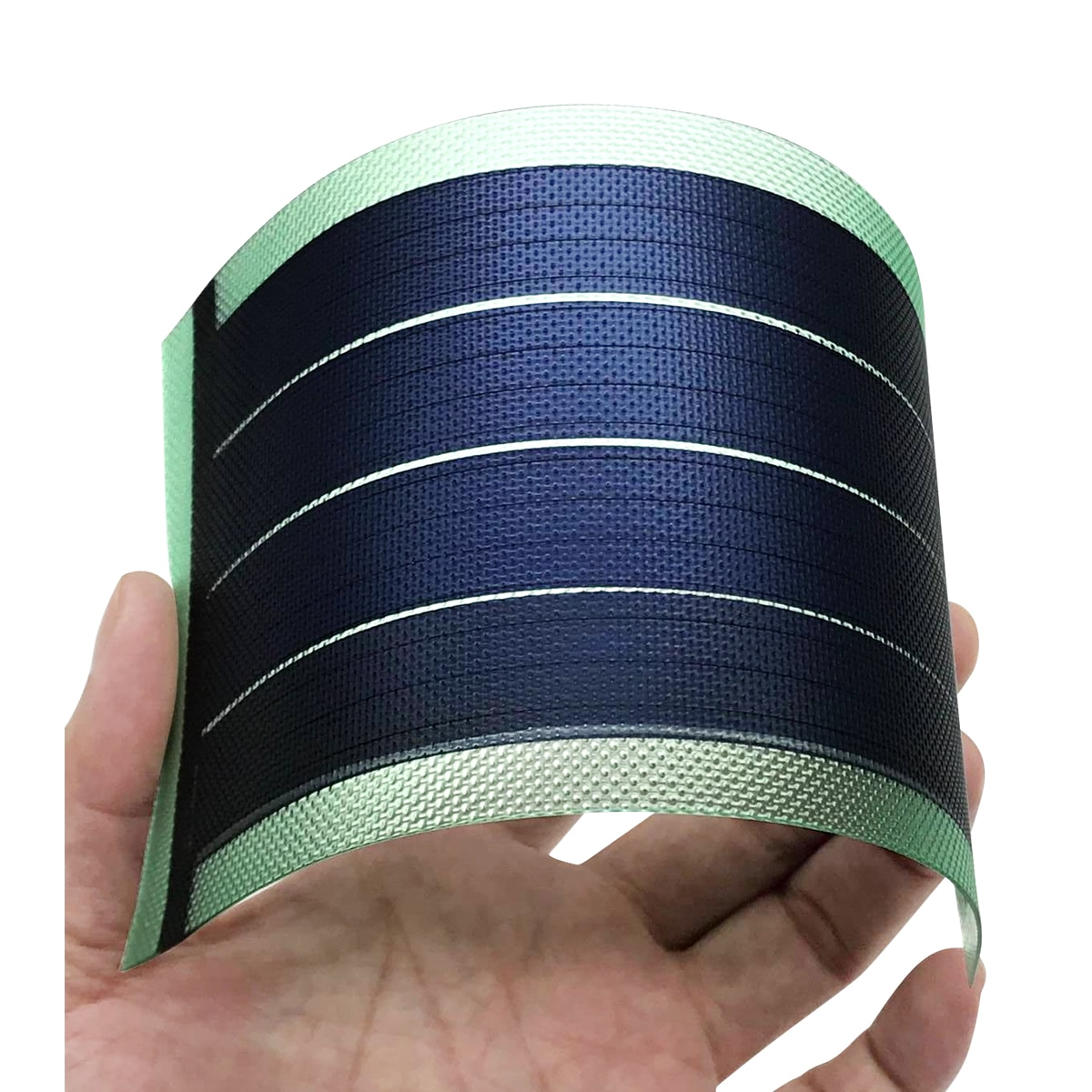 Grenn-Panel Solar fotovoltaico, Placa Fotovoltaica portátil de película fina y Flexible