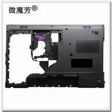 Nouvelle porte de couverture de bas de boîtier dordinateur portable pour Lenovo LENOVO G780 17.3 AP0O50002000 G770 D shell