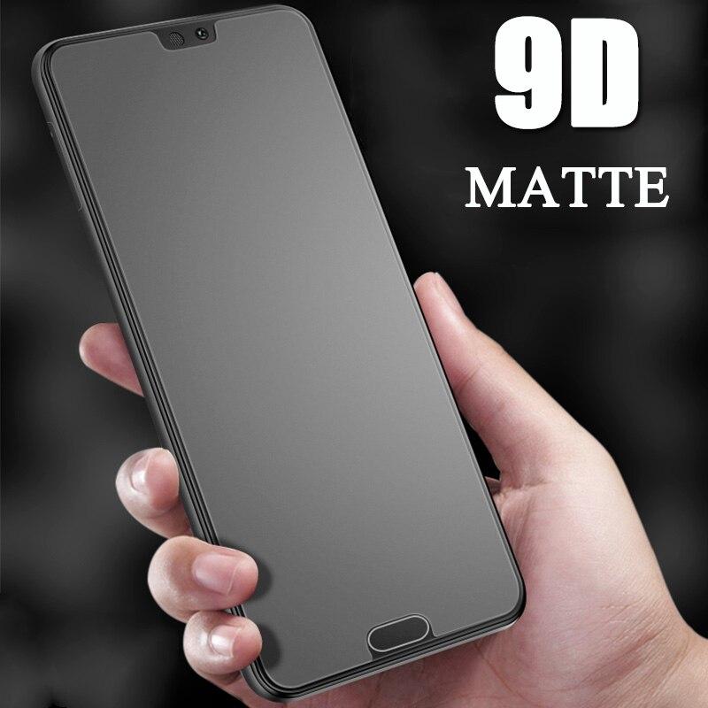 Vidrio Protector para Huawei P30 P20 Mate 20 lite Mate cubierta completa de vidrio templado película protectora de pantalla p 30 20
