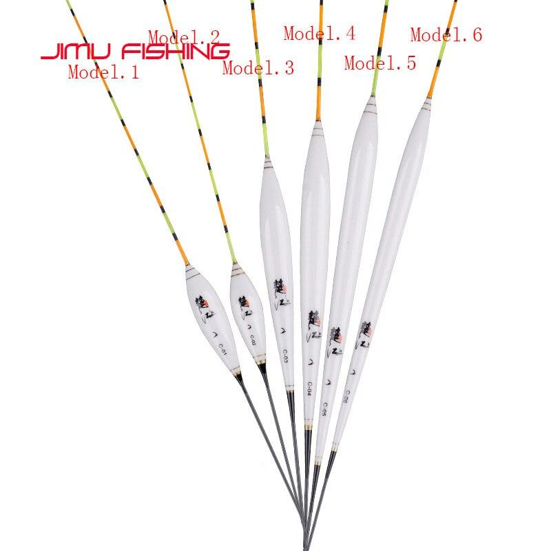 Flotadores de Pesca de plumas de pavo real de alta calidad, tope flotante de Pesca, corcho, accesorios de Pesca, aparejos 1 unidad