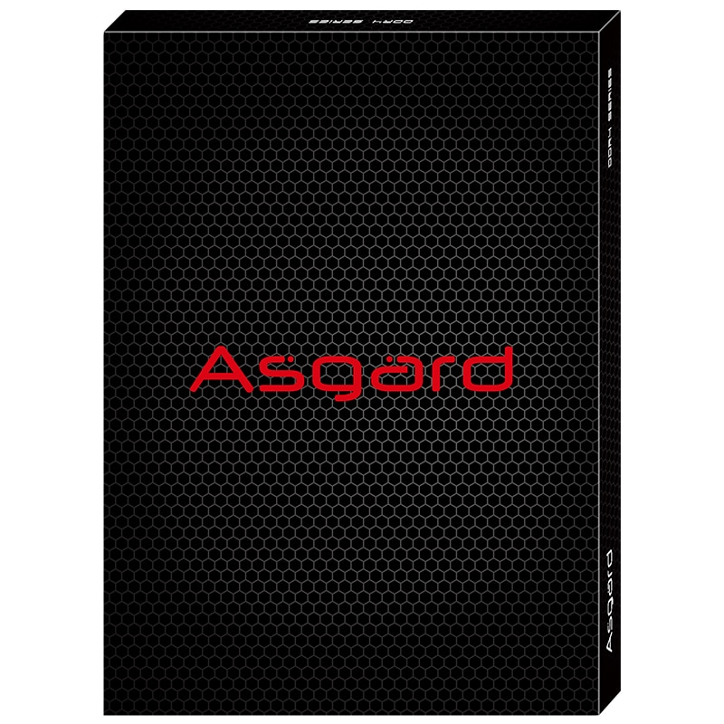 Asagrd Loki w2 seires  RGB RAM 8GBx2 16gb 32gb 3200MHz DDR4 DIMM memoria ram ddr4  Desktop Memory Rams for Computer dual channel