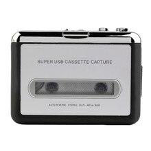 Ruban à PC Super USB Cassette-to-MP3 Convertisseur Capture Audio Lecteur de Musique NOUVEAU