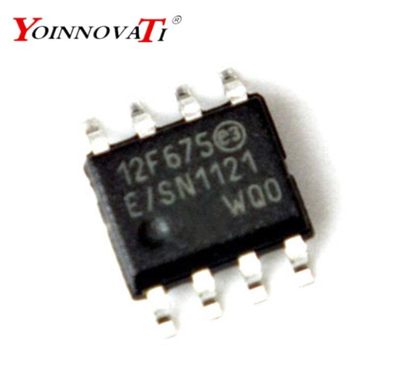 PIC12F675-I/SN PIC12F675-I PIC12F675 12F675-I/SN 12F675 SOP8.
