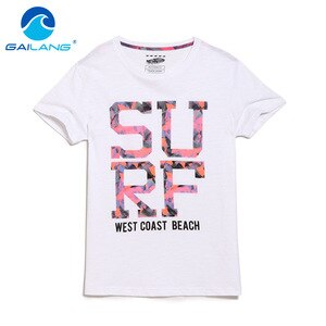 Gailang Brand 2017 summer men t shirt cotton mens t shirt print printed new mens t shirt fashion tee top o neck t shirts casual