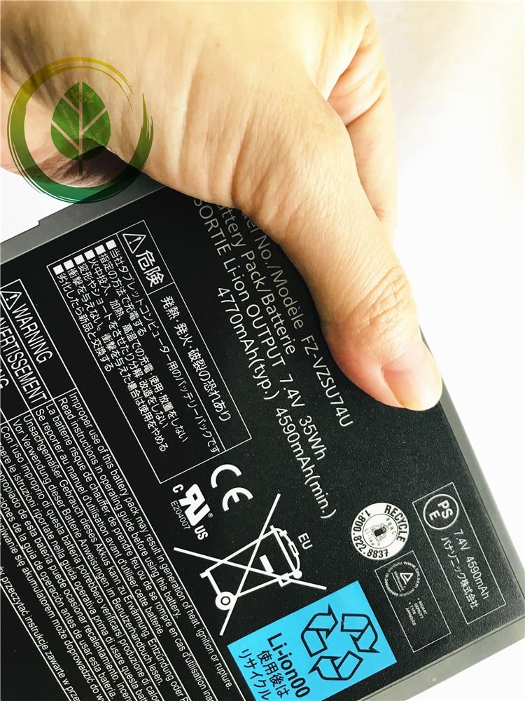 Batería Para Panasonic FZ-VZSU74U para Toughpad TM FZ-A1 FZ-VZSU74U laptop