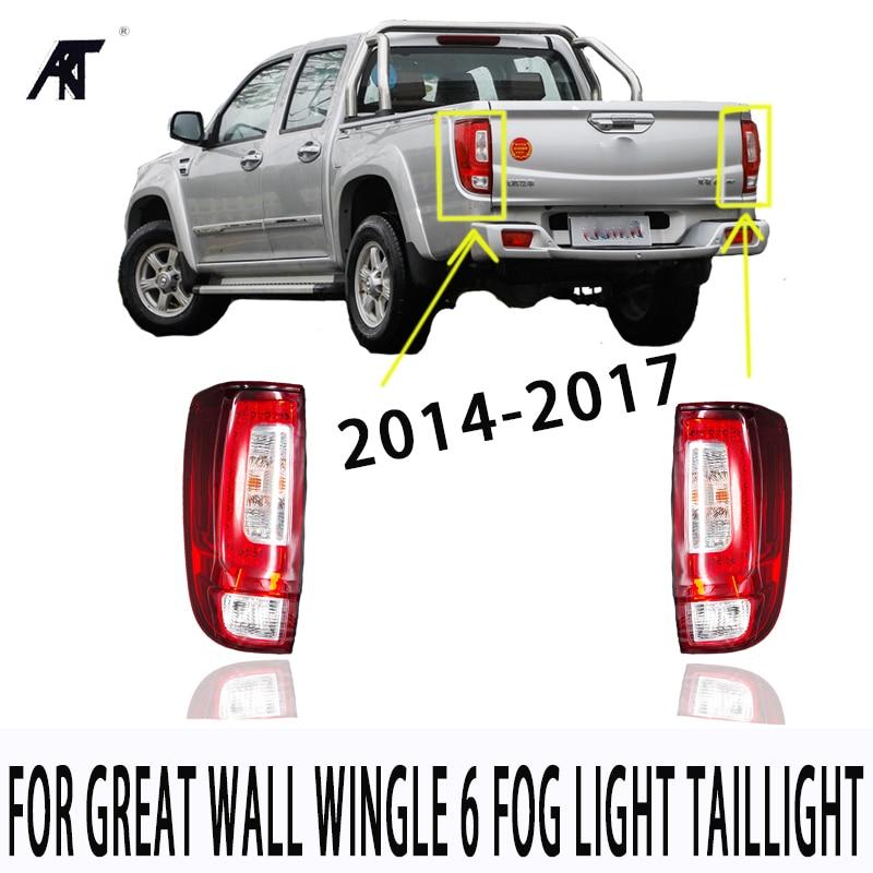High Quanlity Rear Brake light Tail light For Great Wall Wingle 6 Fog 2014-2017  light Taillight taillamp stop light lamp