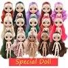 מיוחד בובות Blyth בובות רב משותף גוף 19 משותף עירום בובות DIY בובות סדרת 5
