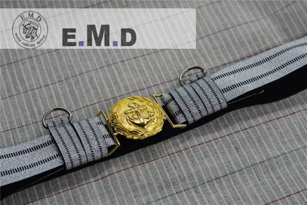 EMD WW2 Germany  Officer belt.Navy .