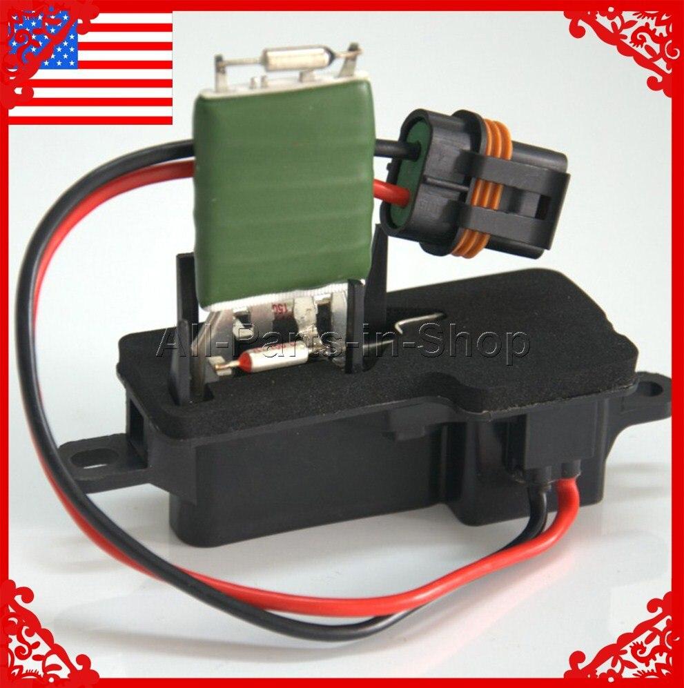 AP03 89018436 1580550 нового вентилятора отопителя, резистор мотора для Chevrolet Astro & GMC Safari 4.3L 1996-2005