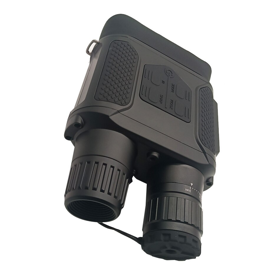 JD108 HD infrarrojo Digital visión nocturna telescopio alta definición no-térmico Imager caza Todo negro