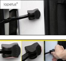 Lapetus Accessories Car Door Arm Stop Rust Waterproof Protector Molding Cover Kit Trim For Hyundai Elantra / Ix35 2007 - 2014
