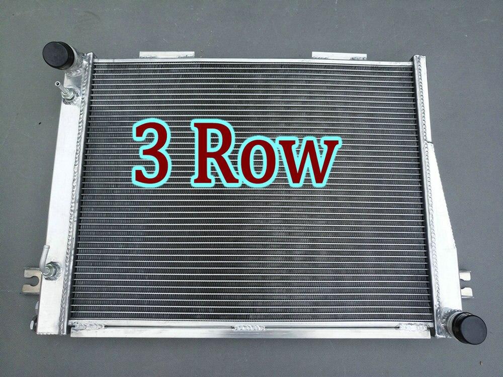 3row Radiador De Alumínio Para BMW 535i Série E28 533i 5 BMW 535is 6 Série E24 633CSi 635CSi l6 manual 1983 -1989 84 85 86 87 88 8