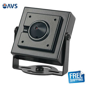 Sony CCD HD Small Camera for Car with 3.7mm Pinhole Lens