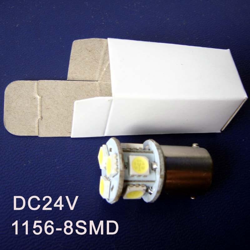 Bombilla led BA15S de alta calidad de 24V, 1156,Bau15s,Ba15S,P21W,7506,7507,380,1141,5007(R5W),5008 R10W, Envío Gratis, 10 unids/lote