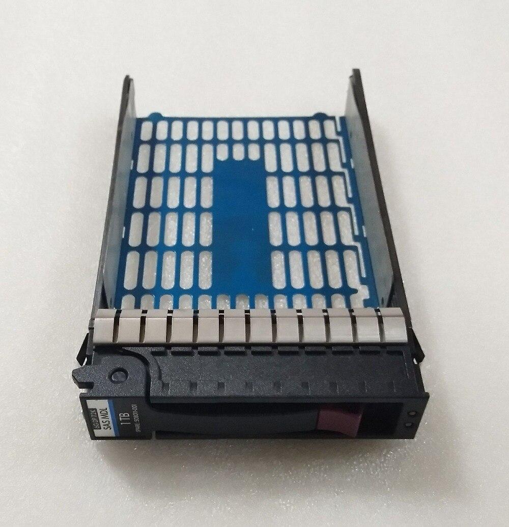 "Soporte HDD de 3,5 ""para bandeja Caddy HDD HP 335537-001 ML110 ML150 ML350 G5 G6 DL120 DL160 DL180 DL320 G5 G6 DL360G5 DL380G5 G6"