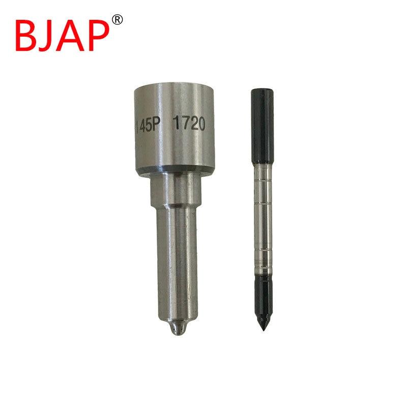 4 pcs/lot common rail injector diesel nozzle DLLA145P1720 0433172055 for 0445110317