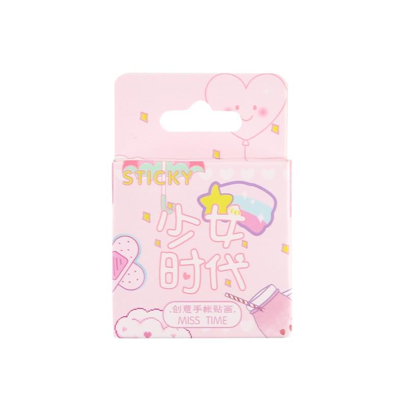 Lost a cat  Decorative Stationery mini Stickers set Scrapbooking DIY Diary Album Stick Lable Kawaii Stationery