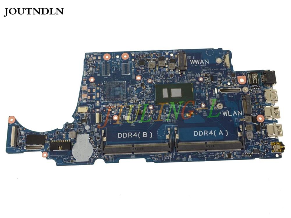 Placa base de ordenador portátil JOUTNDLN para Dell Latitude 3480 3580 con CPU i5-7200U 2V63C 02V63C CN-02V63C 16852-1 DDR4 integrado