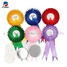 """300 imposta 1-3/4 """"(44mm) Rosette Button di Ricambio per NEW Professionale Badge Button Maker"""