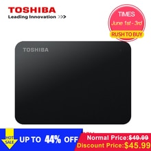 "Original Toshiba 1TB 500GB Externe HDD 2,5 ""USB 3.0 5400RPM Externe Festplatte 1TB Festplatte stick für Laptop Computer PC"
