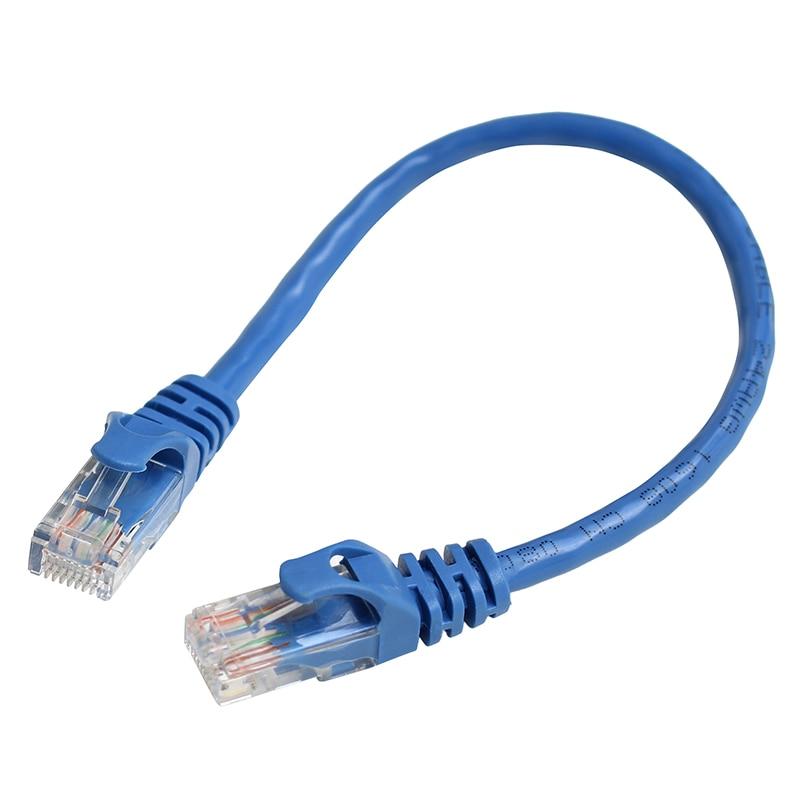 20CM Cat5 RJ45 Cable de red Lan Cat 5 Ethernet Cable de...