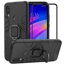Fall Für Xiaomi Redmi Hinweis 7 6 5 Pro Redmi 7 6 5 K20 Pro Poco F1 Abdeckung Ring Ständer fall Für Xiaomi Mi 9T 9 Mi 8 SE A2 A1 Lite