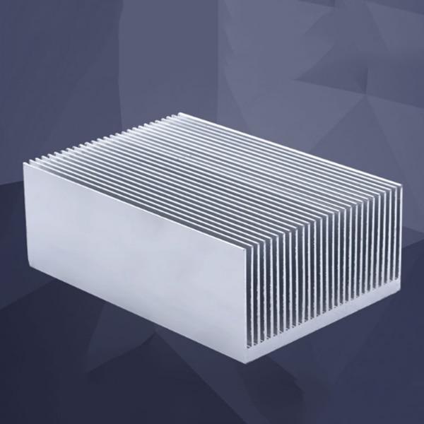 HEIßER-Große Aluminium Kühlkörper Kühlkörper Kühler Kühlung Fin für IC LED Power Verstärker
