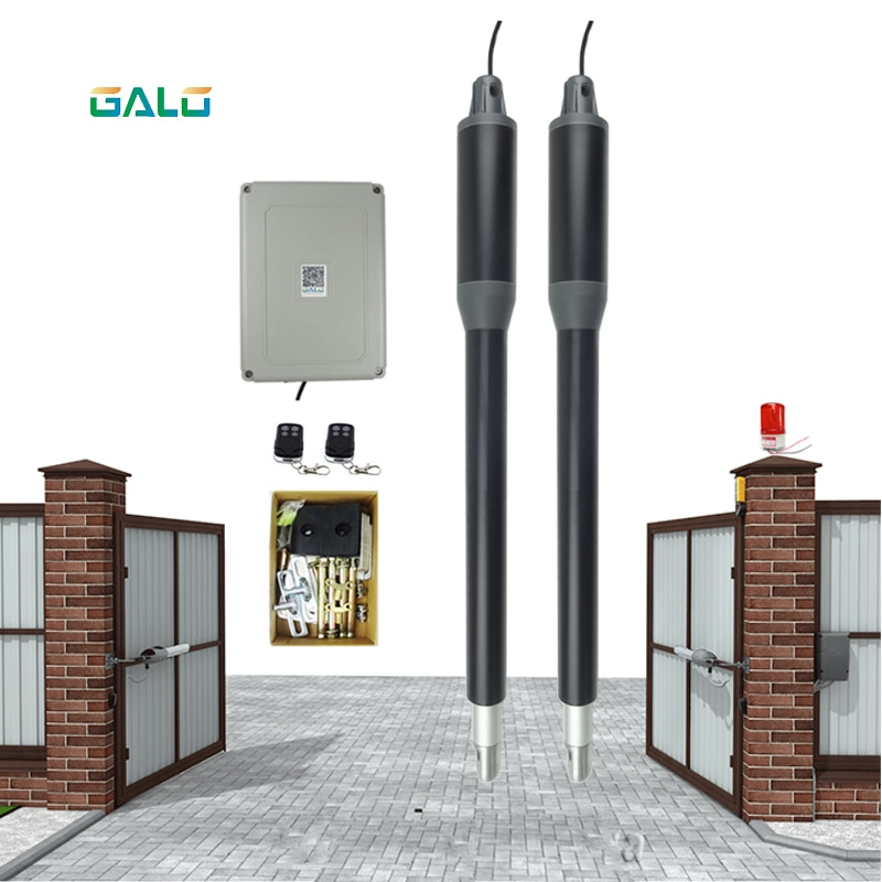 Home automation smart automatic swing gate operator motor