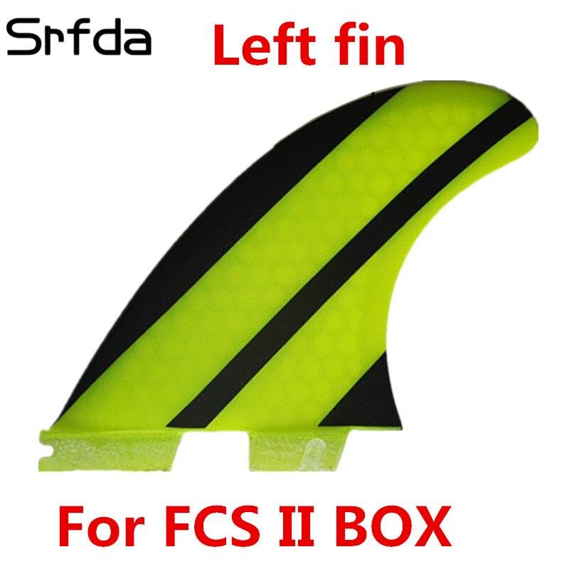 Aleta de tabla de surf, 1 Uds., para caja FCS FUTURE, aleta sustituta perdida