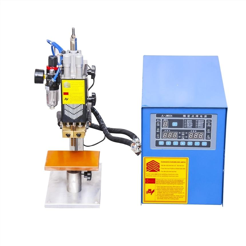 DP-3KW Double impulsion condensateur stockage dénergie soudeuse batterie soudeuse par points matériel soudeuse par points