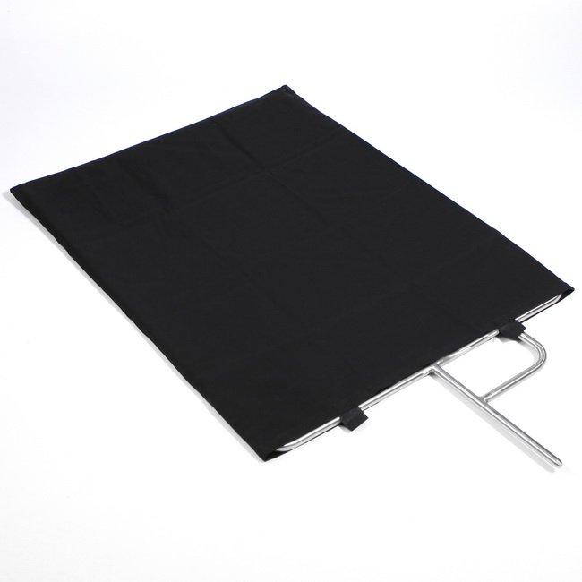 Панельный отражатель Meking 60x75 см Pro для видеостудии из нержавеющей стали с флагом