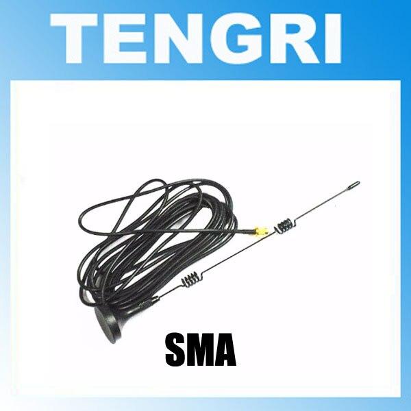 Antena 8dBi 3g con conector SMA Base magnética para Huawei B683 B970 B970B B660 B260A B220