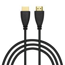 Câble HDMI 1m 2m compatible avec HDMI 2.1, 2.0a, 2.0, 1.4a (Ultra HD, 4K, 3D, Full HD, 1080p, HDR, ARC, haute vitesse avec Ethernet)