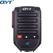 QYT BT-89 اللاسلكية شحن بلوتوث يده ميكروفون رئيس هيئة التصنيع العسكري ل QYT KT-7900D KT-8900D KT-UV980 زائد المحمول راديو سيارة bt89