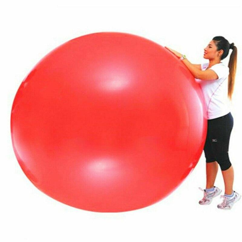 72 zoll Latex Riesigen Menschlichen Ei Ballon Runde Climb-in Ballon für Lustige Spiel SKD88