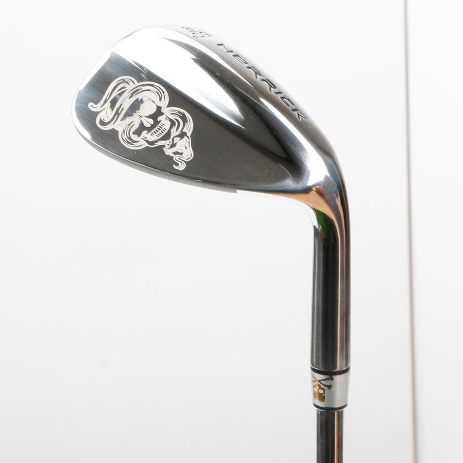 Golf wedge Novelty of personality wedge steel shaft 50/56/60