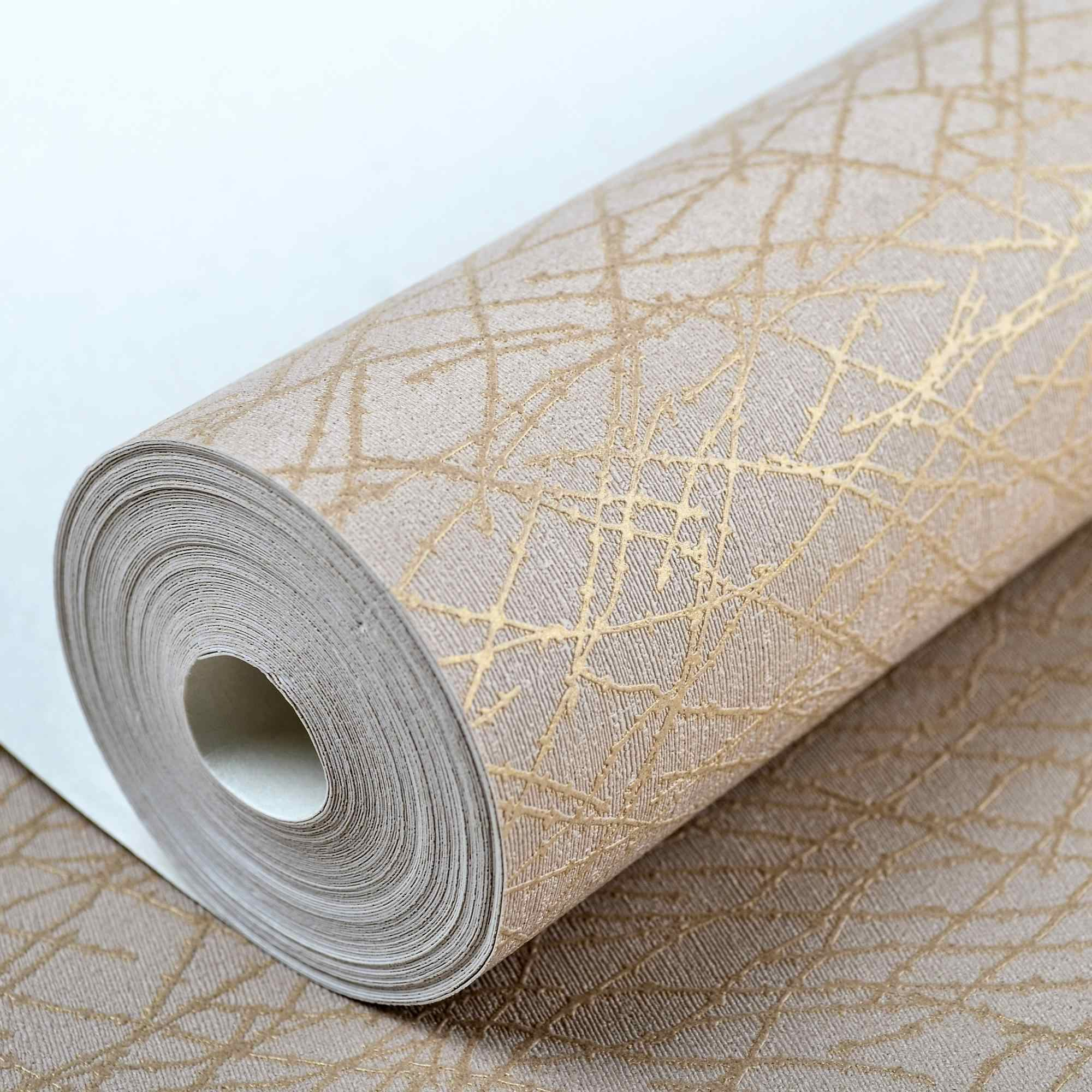 Paysota Modern Simple Solid Color Yellow Wallpaper Bedroom: Detail Feedback Questions About White,Brown Abstract