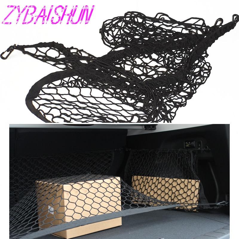 ZYBAISHUN, piso del maletero del coche, rejilla de carga para Volvo Citroen c-quatre c-triomphe Picasso S40 S60 S80 XC60 XC90 V40 V60 C30 XC70 V70