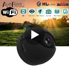 Vision nocturne avec capteur de mouvement caméscope Wi-Fi petit IP Secret Micro vidéo Mini caméra caméra HD 1080p Wifi Minicamera microcaméra