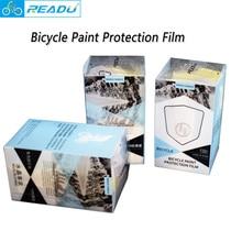 VTT route vélo cadre Protection autocollant vélo autocollant vélo peinture Film protecteur protéger utiliser une surface lisse