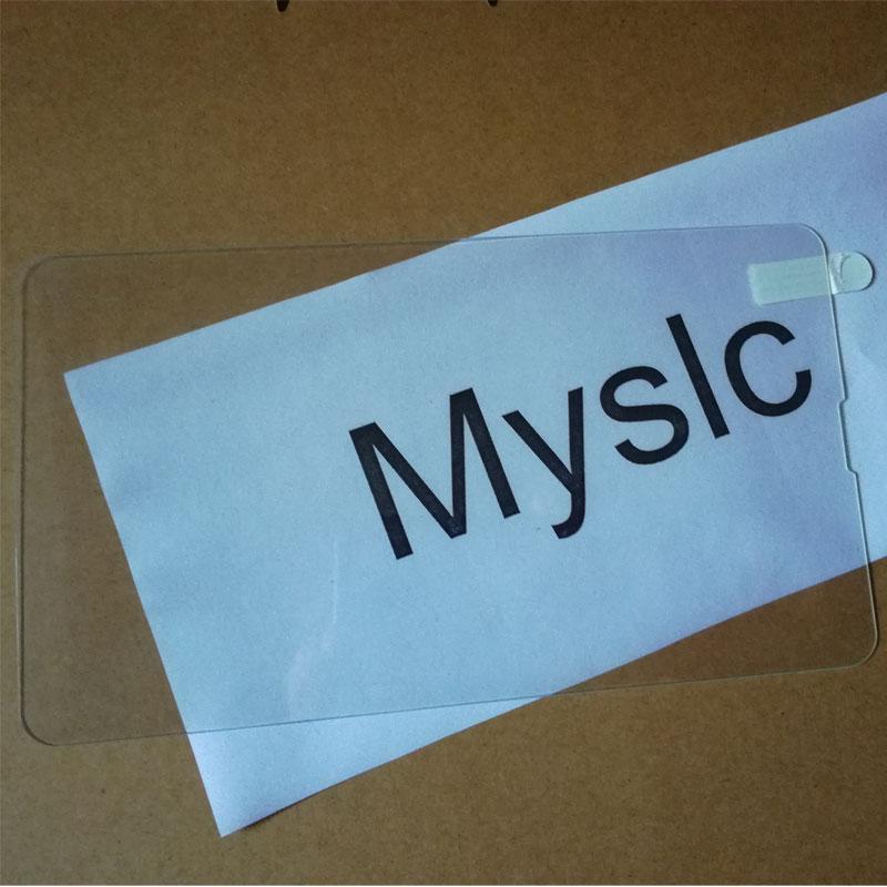 Закаленное стекло Myslc, защитная пленка для экрана Супра M74CG/M74BG/M74AG/m72кг 7 дюймов, Защитная пленка для планшета