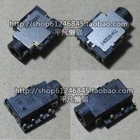 Freies verschiffen Fur Dell Inspiron 15R 5537 3537 5547 2 in 1 audio interface kopfhorer jack