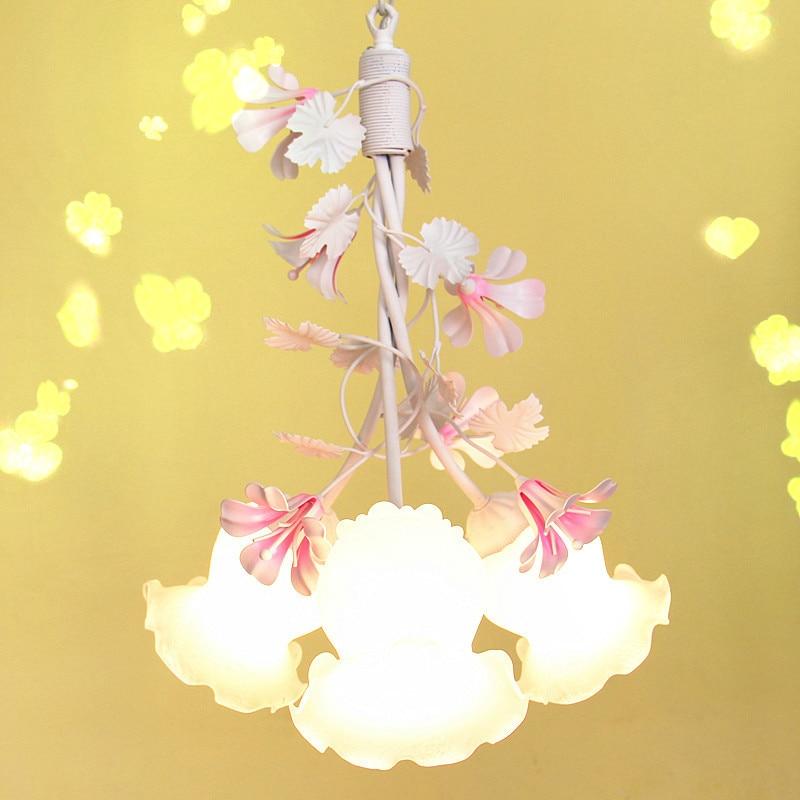 Candelabro de decoración iluminación de boda campo flores de hierro plantas de luz niños tres cabezas lámparas de balcón wl324150