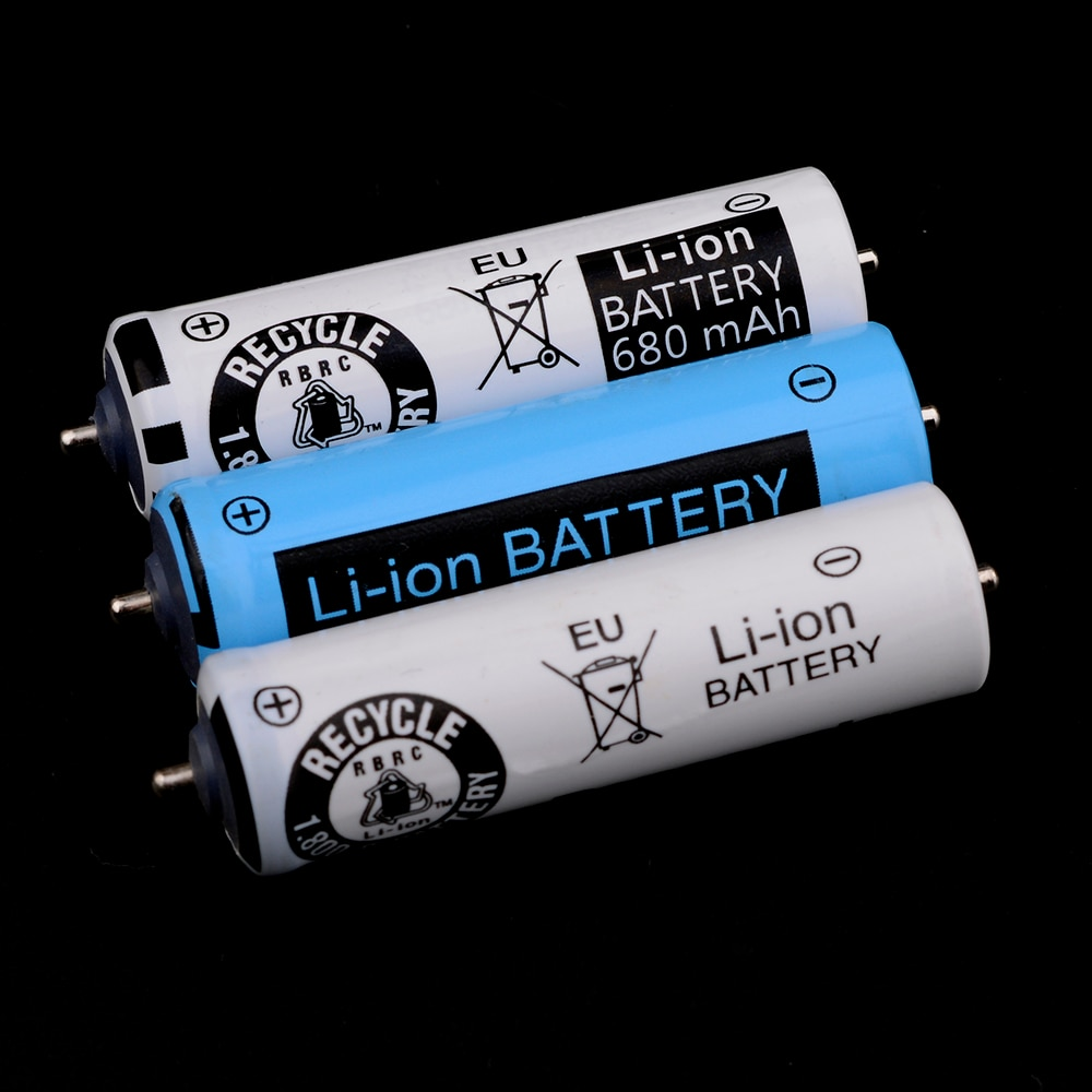 3,6 В 680 мАч, электробритва, эпилятор, литий-ионный аккумулятор для Panasonic ES8042 ES8043 ES8044 ES8046 ES8048 ES8075