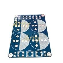 Carte dalimentation, carte de circuit de filtre de redresseur, carte vide de carte PCB damplificateur de puissance, condensateur multi de pied de soutien, double pont