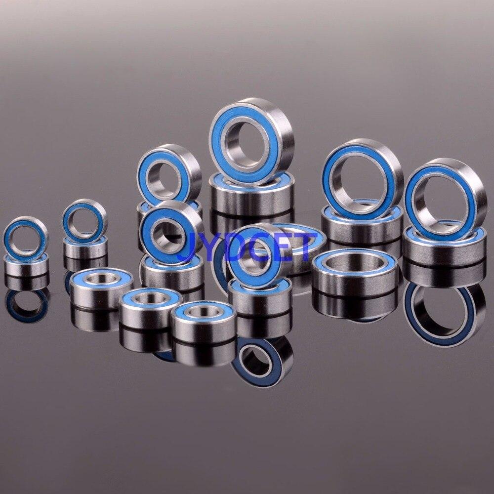 Bearing-13 RC Slash 4x4 Stampede комплект шариковых подшипников 21 шт. метрический синий резиновый герметичный