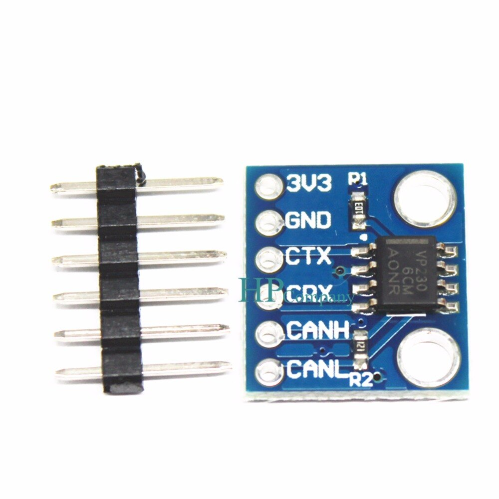 1PCS CJMCU-230 SN65HVD230 CAN Bus Transceiver Communication Module For Arduino