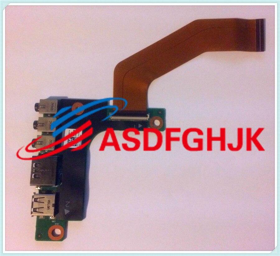 Para Cable de placa de Puerto de audio USB Dell para Alienware...