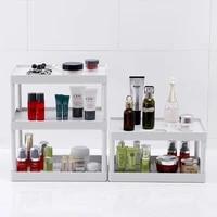 otherhouse desktop cosmetic storage rack shelf makeup organizer bathroom kitchen crute storage rack multilayer detachable